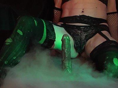 Sex machine and frankenstein