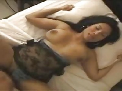 Amateur Indonesian prostitute bends over for hardcore doggy style action