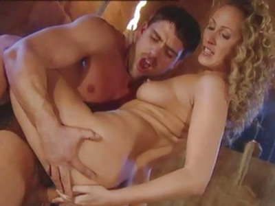 Mandy Bright Enjoyed Anal Sex in the Empire Times