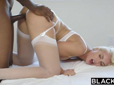 Gigi Allens fucked slowly by a black guy