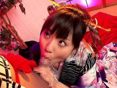 Yuma The Kimono Babe
